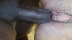 Inviting HD Closeup Video – Interracial Penetration