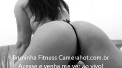 Close Up On Fitness Brazilian Ass! – Huge Latin Booty