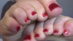 Close Up Feet