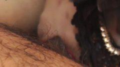 Indian Huge Breasts Full Closeup Blow-Job Spunk-Shot & Spunk Drinking