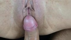 Come So Quick In My Vixen Nubile Body Creampie Tight Fanny Receives Spurt Orgasm